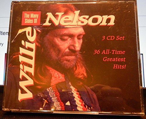 Willie Nelson - The Many Sides Of Willie Nelson - Zortam Music