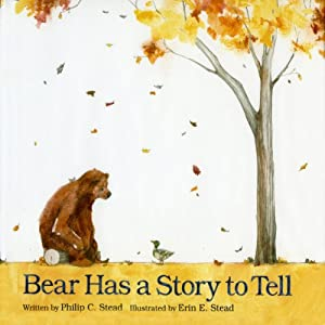 Bear Has a Story to Tell Audiobook