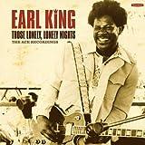 echange, troc Earl King - Those Lonly. Lonely Nights