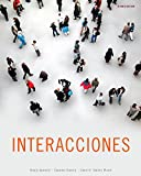 img - for Bundle: Interacciones, 7th + iLrnTM Heinle Learning Center Printed Access Card book / textbook / text book