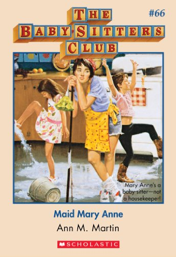 The Baby-Sitters Club #66: Maid Mary Anne front-765478