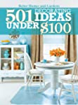 501 Decorating Ideas Under $100 (Bett...