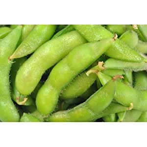Frozen Edamame (Soy Beans) In Shell - 20 Lb Case