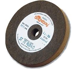Brightboy Abrasive Wheel 1-1/2\