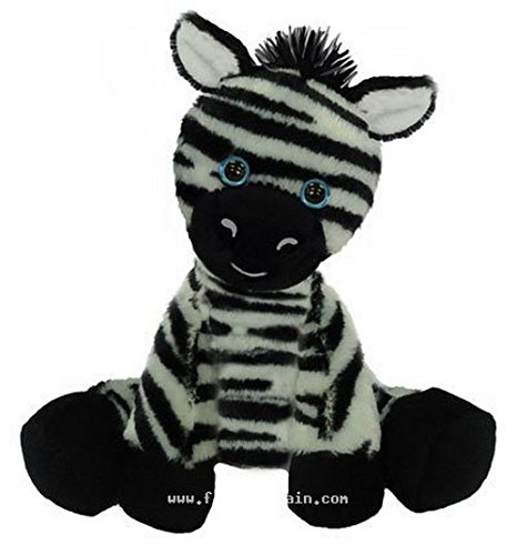 First & Main Zebra Plush Toy