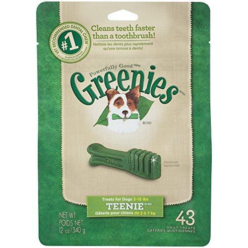 Greenies Pak Dog Treat Size: Teenie/12-oz