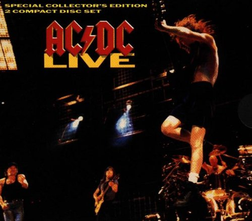 AC-DC - Live: Collector