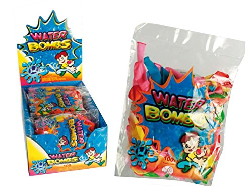 100 palloncini bombe d'acqua
