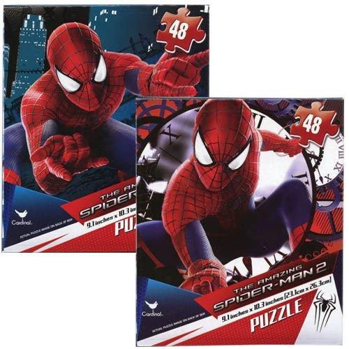 WeGlow International Amazing Spiderman Puzzle (Set of 3) (48-Piece)