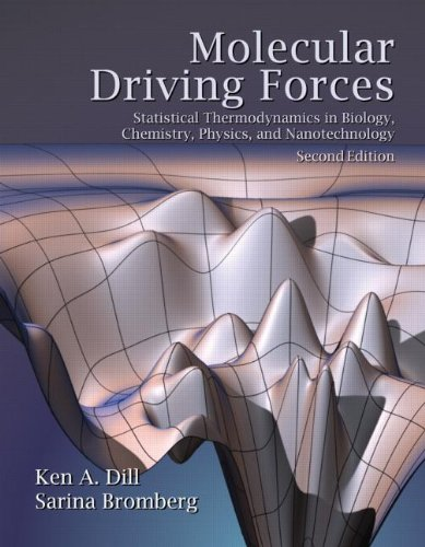 Molecular Driving Forces: Statistical Thermodynamics In...