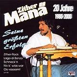 echange, troc Zither Manae - 20 Jahre-1980