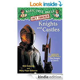 Magic Tree House Fact Tracker #2: Knights and Castles: A Nonfiction Companion to Magic Tree House #2: The Knight at Dawn (A Stepping Stone Book(TM))