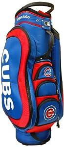 MLB Chicago Cubs Medalist Cart Golf Bag, Blue by Team Golf
