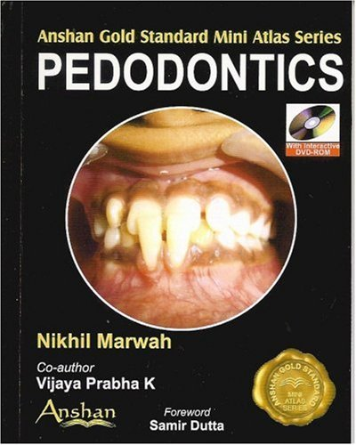 Mini Atlas of Pedodontics (Anshan Gold Standard Mini Atlas Series)