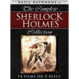 The Complete Sherlock Holmes Collection ~ Basil Rathbone