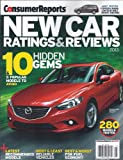 img - for New Car Ratings & Reviews 2013 (Consumer Reports) book / textbook / text book