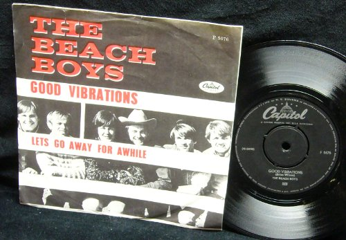 The Beach Boys - Good Vibrations [Single] - Zortam Music