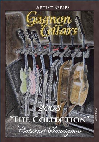 """2008 Gagnon Cellars """"The Collection"""" Cabernet Sauvignon 750 Ml"""