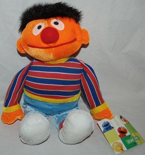 Sesame Street Ernie Plush Doll - 1