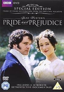 Pride and Prejudice (Special Edition) [DVD] [1995]