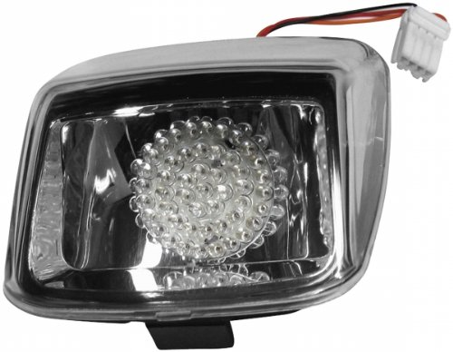 Radiantz Led Tail Lamp For Deuce Models - Clear Lens 9930-10