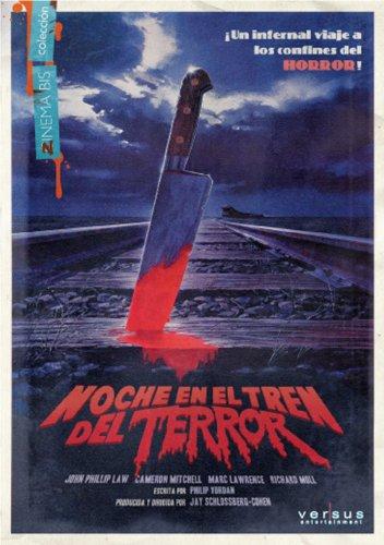 Noche En El Tren Del Terror [DVD]
