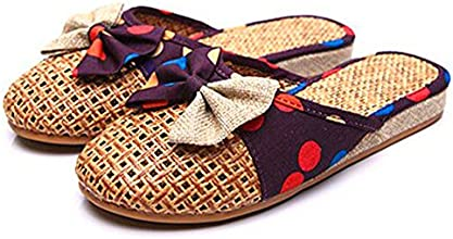 Luckyst Women39s Embroidered Clog