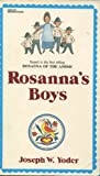 img - for Rosanna's Boys book / textbook / text book