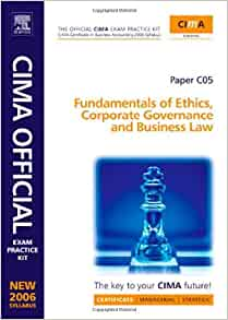 corporate governance and ethics practice The board of directors strongly believes in business operations with ethical  practice, good corporate governance and corporate social responsibilitiy, which  are.