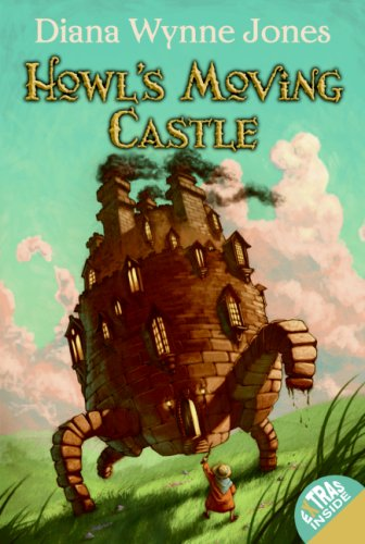 Howl&#039;s Moving Castle by Diana Wynne Jones