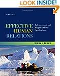 Effective Human Relations: Interperso...