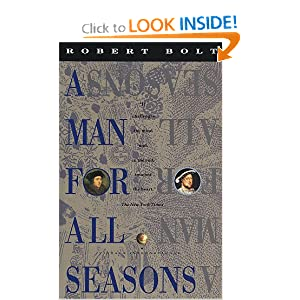 A Man For All Seasons  - Robert Bolt