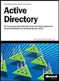 echange, troc Markus Palme - Active Directory.
