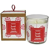 Danali New York Valentine Gift Votive Candle Sweet Treats With Cinnamon Fragrance