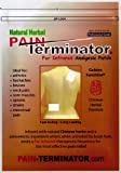 Natural Herbal Pain Terminator (Far Infrared Herbal Patch) 5 Patches (10x7.5cm)