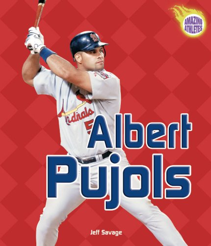 Sporting Goods Stores Albert Pujols (Amazing Athletes)