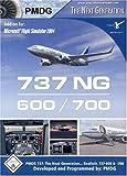 737 NG 600/700 Add-on for Flight Simulator 2002/04 (PC)