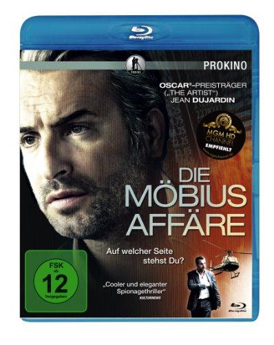 Die Möbius Affäre [Blu-ray]