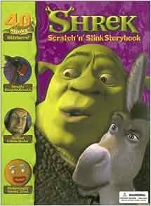 Shrek 2001 | Car Interior Design
