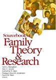 img - for Sourcebook of Family Theory and Research book / textbook / text book