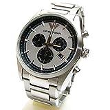 [エンポリオ・アルマーニ]Emporio Armani 腕時計 AR6007 クロノ メンズ 中古