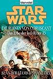 Star Wars: Das Erbe der Jedi-Ritter, 15: Die Ruinen von Coruscant