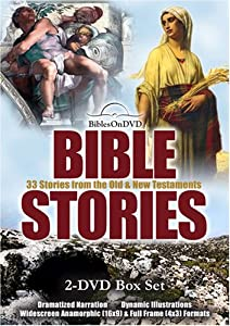 Bible Stories: 33 Stories from the Old and New Testaments