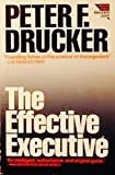 Effective Executive (Harper colophon books) (006091209X) by Drucker, Peter F