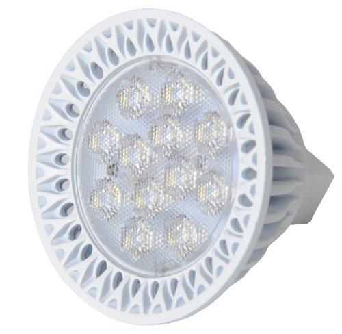Avalon Led 10009098 Avalon Mr16 Warm White 3000K 5-Watt 400 Lumen 40-Degree Beam Spread Led Light Bulb