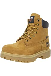 "Timberland PRO Men's Direct Attach 6"" Steel Toe Boot"
