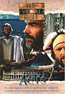 NEW Visual Bible Acts (DVD)