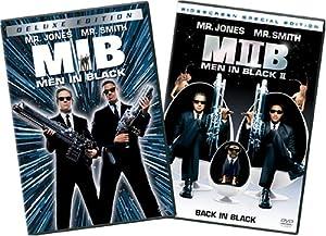 Men in Black (Deluxe Edition)/ Men in Black II (Special Edition) Pack