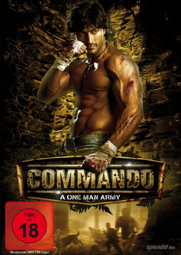 Commando - One Man Army