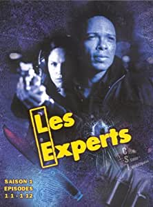 Les Experts : Saison 1, Partie 1 (Episodes 1 à 12) - Édition 3 DVD